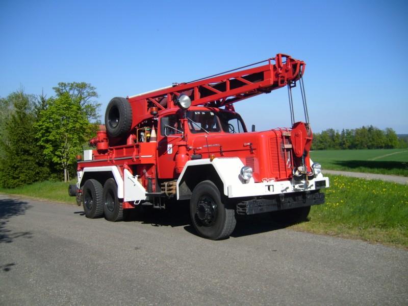 Historische Magirus-Feuerwehrfahrzeuge Bayern e.V.